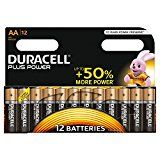 Duracell Plus Power Type AA Alkaline Batteries, Pack of 12 by Duracell  (764)Buy new:  £8.49  £5.69 72 used & new from £4.41(Visit the Bestsellers in Electronics list for authoritative information on this product's current rank.) Amazon.co.uk: Bestsellers in Electronics...