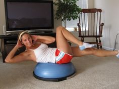Bosu Ball Exercises |