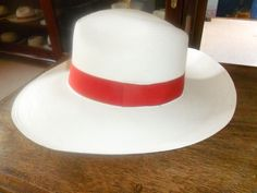Sombrero Panamá Fedora Plantación 12 Hebras.