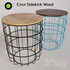 Table Sidekick Wood
