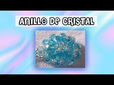 Bisuteria Collar con gotas de cristal........................................((24)) - YouTube
