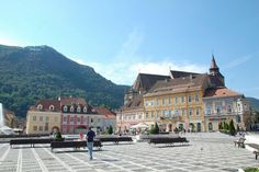 Brasov, Transilvania, Rumania