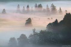 Geniale Morgenstimmung in der Nähe des Fuschlsees im Salzburger Land. Austria, Clouds, Snow, Mountains, Instagram, Nature, Travel, Outdoor, Pictures