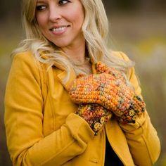 Crocheting: Basic Unisex Mittens Crochet Pattern PDF