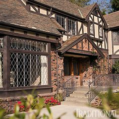 Beautifully Updated Tudor-Style Home