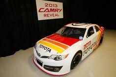 2013 NASCAR Camry