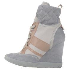 Chloe Wedge Sneaker