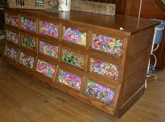 seeds cabinets and drawers on pinterest antique furniture apothecary general store candy