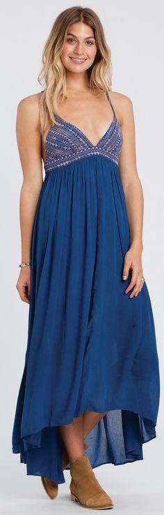Billabong Wild Skies Maxi Dress