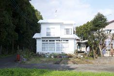 "House for K ""White"" by kurosawa kawaraten"