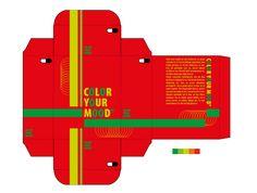 Energiek: nr.2 van de 3 beste kleurpaletten mits aanpassingen. Bij dit kleurenpalet werd er enorm veel felle kleuren gebruikt. Doordat alle felle kleuren door elkaar gebruikt werden zorgt dit voor een groot contrast wat verwijst naar veel beweging en activiteit. De kleuren geel en rood geven energie.