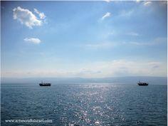 Oh what a beautiful morning... Sea of Galilee, Israel www.artsncraftsisrael.com