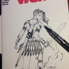 #wonderwoman by dan_mora_c Comic Book Artists, Comic Books, Dan, Wonder Woman, Comics, Instagram Posts, Superhero, Cartoons, Cartoons