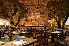 Herringbone Restaurant, La Jolla, CA