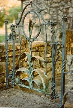 Beautiful Garden Gate- think I want a garden of gates and arbors haha