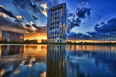 Anadarko Tower, is a 30-story, 439 feet (133.81 m) skyscraper located in The Woodlands, Texas