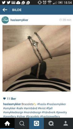 Bracelets from Hasla - kvist & fjell