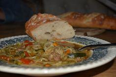 Oer Hollandse groentensoep | Taste Our Joy!