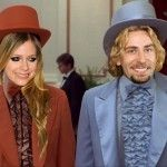 See Avril Lavigne + Chad Kroeger Wedding Pictures