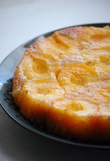 davahtaresidence: põhi-üleval aprikoosikook