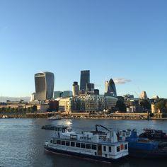 Skyline  #london #england #skyline #city #architecture #buliding