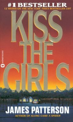 KISS THE GIRLS (Alex Cross) by James Patterson - http://www.amazon.com/gp/product/B000FA64MI/ref=cm_sw_r_pi_alp_NK2Xqb07RG6P0
