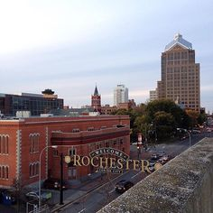 Welcome to #RochesterNY! Shared by @eliadkane #ThisIsROC