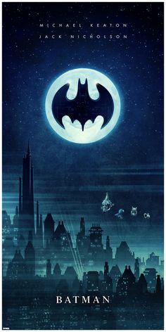 He Stole my Balloons!! (Batman '89) by Matt Ferguson [ Xombiedirge ]
