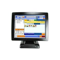 2120 China POS System With 15 Inch Resistive Touch Screen With Card Reader With VFD For Restuatant #Affiliate