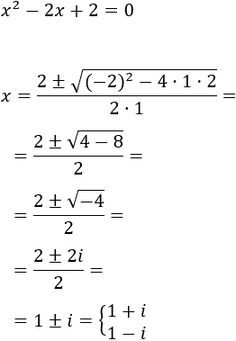 Resolvemos La Ecuación De Segundo Grado Completa X 2 2x 2 0 Ecuaciones Ecuaciones Cuadraticas Ecuaciones De 2 Grado
