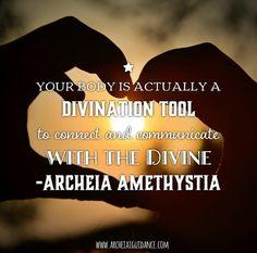 Archeia Amethystia is the Angel of Purity #archeiaiguidance #listentoyourbody