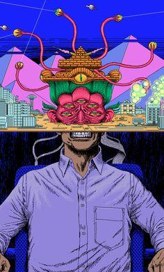 Freak, by Uno Moralez [www.unomoralez.com]