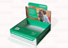 Charity Tray With Money Slot – WH Skinner Custom transit box charity tray with integrated money slot and collection box for sale of products International Charities, Box Design, Design Ideas, Digital Printer, Boxes For Sale, Money Box, How To Make Shorts, Slot, Charity