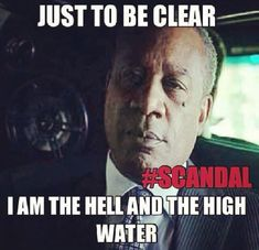 Joe Morton should be given an Oscar for his performance on Scandal. He's THAT GOOD. BRENT TO REESE WHEN HE FINDS SHES DATING ERIC