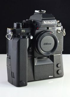 NIKON F3-P - MF-6B -MD-4 - FULLY-WORKING - NEW FOAMS - BATTERIES - RARE PRESS - CAMERA