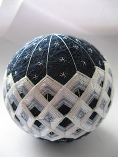 starry starry night blue and white
