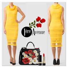 """""""1ere Avenue 10"""" by deeyanago ❤ liked on Polyvore featuring Joseph Ribkoff, Dolce&Gabbana, classy, StreetSyle, PolyPower, premiereavenue and JosephRibkoff"""