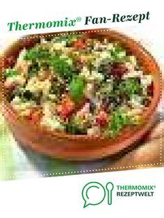 Italienischer Nudelsalat von Kräuterwiese. Ein Thermomix ® Rezept aus der Kategorie Vorspeisen/Salate auf www.rezeptwelt.de, der Thermomix ® Community.
