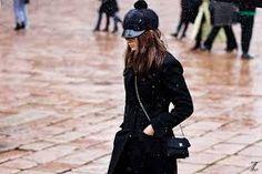 #Milan #Vogue #Coat #Cold #LoveStyle #LoveFashion