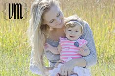 Family photography session. Outdoor photo shoot
