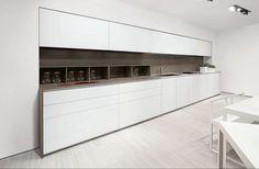 матовая белая кухня - Поиск в Google