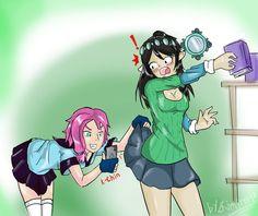 School tricks by Kimirasu