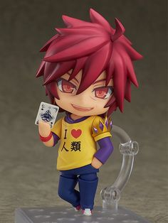 Nendoroid No Game, No Life Sora - Otaku Toy Collection LLC