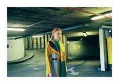 Jacket, Salwa McGill; dress, Stephanie Davidson. Styling: Alexandra Fiddes Photographs: Igor Termenon