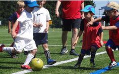 InterSoccer in Switzerland organizes camps throughout the year for all ages.