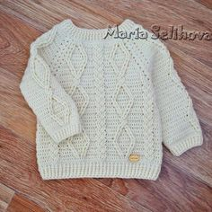 Best Ideas for crochet baby outfits boy kids clothes Baby Knitting Patterns, Knitting For Kids, Crochet For Kids, Knitting Designs, Baby Patterns, Crochet Patterns, Gilet Crochet, Crochet Beanie Pattern, Crochet Baby Clothes