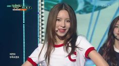 [Comeback] 160603 씨엘씨 (CLC) - 하나 둘 셋 (One Two Three) @ Music Bank