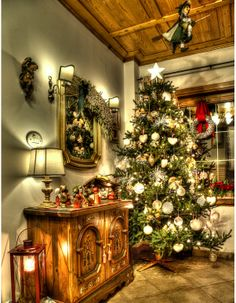 24 Fabulous Pictures of Christmas Tree