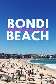 Bindi Beach, Sydney, Australia