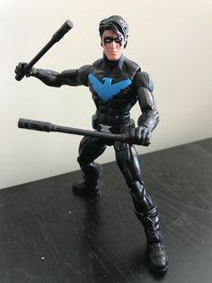Nightwing (DC Universe) Custom Action Figure
